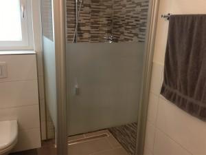 Glasdekorfolien für Badezimmer