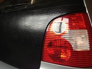CarWrapping VW Polo