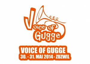 Logo Voice of Gugge 2014