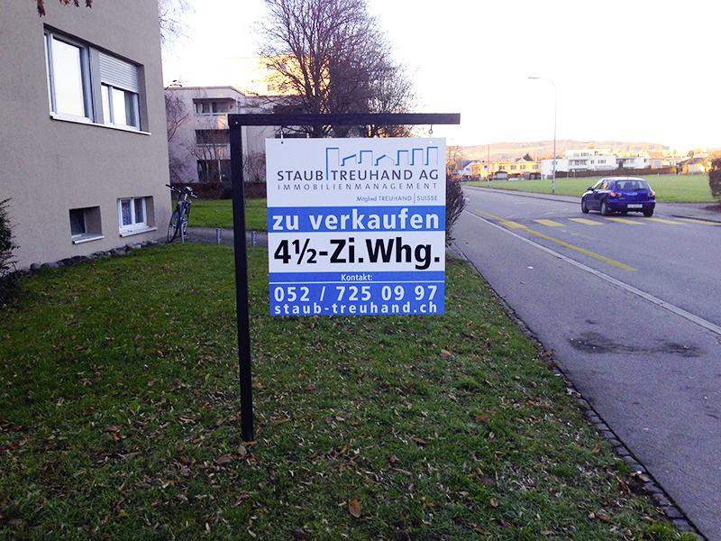 MeGusta_Referenz_StaubTreuhandAG_zuverkaufen_Schild_Frauenfeld_01