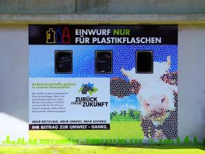 Werbeschilder InnoRecycling