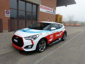 Fahrzeugbeschriftung Hyundai