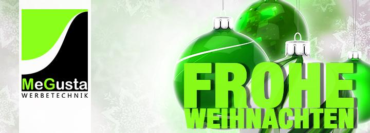<h2><strong>Frohe Weihnachten</strong></h2>